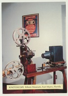 AK  Early Kinetoscope Edison Museum Fort Myers Kino - Photographie