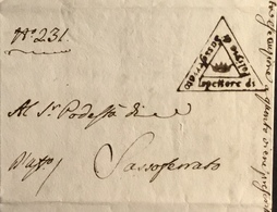 1810 SASSOFERRATO PER SASSOFERRATO - Italy
