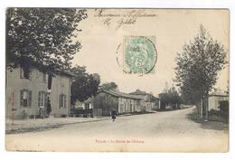 TILLOY  LA ROUTE DE CHALONS - France