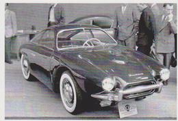 CARTE POSTALE VOITURE PANHARD DOLOMITE DE 1953 -  10X15 CM - PKW