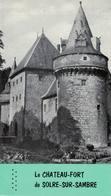 Solre-Sur-Sambre. Flyer Imprimé Chez Wattierà Montignies-St-Christophe - Historical Documents