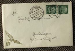 Militaria 2. Weltkrieg Brief Mit Inhalt Vom 20.05.1939 - 1939-45