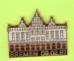 Pin's Mac Do McDonald's Bremen 09-02-97 - 4Z22 - McDonald's