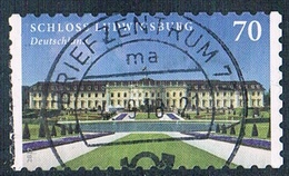 2017  Schloss Ludwigsburg  (selbstklebend) - Gebraucht