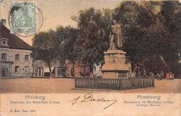 ¤¤  -   PFALZBURG  -  PHALSBOURG   -  Monument Du Maréchal Lobau  -   ¤¤ - Phalsbourg