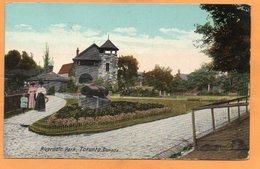 Toronto Ontario Canada 1912 Postcard - Toronto