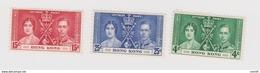 B   HONG KONG    N° 137/139  Neuf*   Cote 22.50 Euros - Ungebraucht