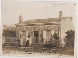 Photo Saint André De Cubzac (33) 1916 - Luoghi
