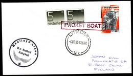 "M/V "" N. BANGKOK"" 1985 PAQUEBOT Littelton,New Zealand, Look Scan, RARE  !! 8.3-11 - Schiffe"