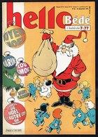 """HELLO Bédé N° 52 -  Année 1991 - Couverture """" Père Noël """" De BEDU. - Otras Revistas"""