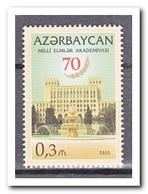 Azerbeidzjan 2015, Postfris MNH, Building - Azerbeidzjan