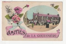 AMITIES DE LA GOUESNIERE - 35 - Frankreich