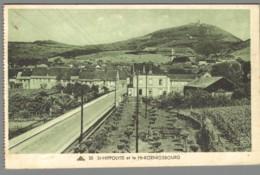 CPA 68 - Saint Hippolyte - Le Haut Koenigsbourg - Francia