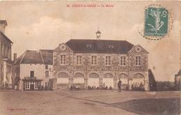¤¤  -   CERISY-la-SALLE   -  La Mairie        -  ¤¤ - France