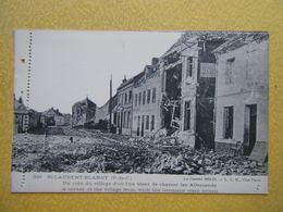 SAINT LAURENT BLANGY. Les Ruines De La Guerre 1914-1918. - Saint Laurent Blangy