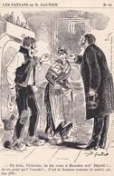 LES PAYSANS DE B. GAUTIER N°16 - Ohne Zuordnung