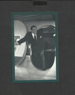 Nostalgia Postcard  War Correspondent Richard Dimbleby 1953 - Famous People