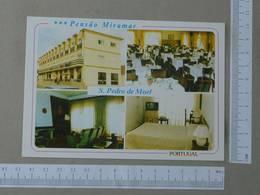 PORTUGAL - PENSÃO MIRAMAR -  SÃO PEDRO DE MOEL -   2 SCANS  - (Nº28053) - Leiria
