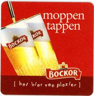 Belgium. Bockor. Anno 1892. Het Bier Van Plezier. Moppen Tappen. - Sous-bocks