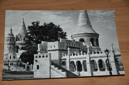 8112-   BUDAPEST, FISHER'S BASTION - Hongrie