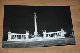 8113-   BUDAPEST, MILLENNIUM MONUMENT - Hongrie