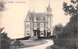 "¤¤  -   DINARD   -   Villa "" GREYSTONE ""   -   Chateau   -  ¤¤ - Dinard"