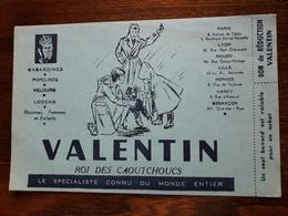 L18/41 Buvard. Valentin. - Textile & Clothing