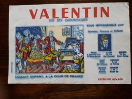 L18/44 Buvard. Valentin. - Textile & Clothing