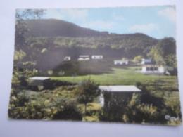 CPSM 12 AVEYRON - SAINT BEAUZELY L'HORIZON COLONIE DE VACANCES DE MOULIBEZ - Autres Communes