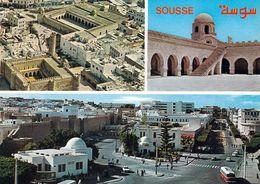 1 AK Tunesien * Ansichten Der Stadt Sousse - U.a. Die Altstadt Von Sousse - Seit 1988 UNESCO Weltkulturerbe - Tunisie
