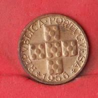 PORTUGAL 10 CENTAVOS 1956 -    KM# 583 - (Nº28083) - Portugal