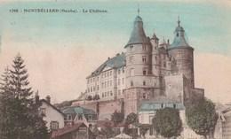 MONTBELIARD LE CHATEAU - Montbéliard