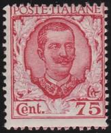 Italy     .    Yvert    .     183    .    **            .      MNH   .    /   .    Neuf ** - 1900-44 Vittorio Emanuele III
