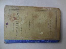 Premières Leçons D'histoire De France 1900 - Books, Magazines, Comics