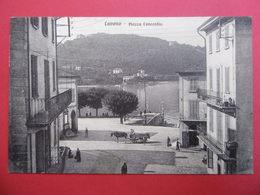 LAVENO - MOMBELLO  ( VARESE )  Lago MAGGIORE -  Piazza Concordia - Italia
