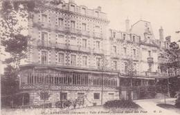 33. ARCACHON. CPA . VILLE D'HIVER. GRAND HOTEL DES PINS - Arcachon
