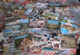 COTE D'OR -Département 21 -Gros Lot  650 Cartes Semis Modernes Et Modernes  -et Souvenir De Bourgogne - Cartes Postales