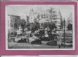 VALENCIA  .- Plaza De Emilio Castelar - Valencia