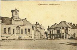 Philippeville , Palais De Justice - Philippeville