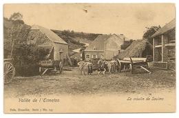 Le Moulin De SOULME, Vallée De L'Ermeton. Nels, Série 7 N° 157. - Doische