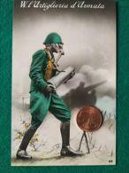 FASCISMO W Artiglieria D'armata - War 1939-45