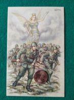 FASCISMO Attacco Di Fanteria Disegnatore A. Collina - War 1939-45
