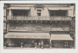 CAEN - CALVADOS - DEVANTURE CAFE DU GRAND BALCON - A. LEBRUN - Caen