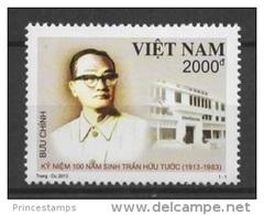 Vietnam (2013) - Set -  /   Famous Person - Vietnam