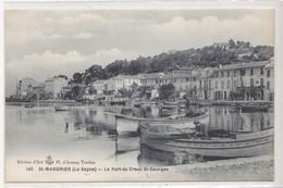 CPA SAINT-MANDRIER, Le Port Du Creux Saint-Georges - Saint-Mandrier-sur-Mer