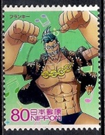 Japan 2011 - Animation Hero And Heroine - Series 15 - One Piece - 1989-... Emperador Akihito (Era Heisei)