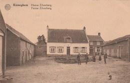 Kieseghem. Hoeve Zilverberg-Ferme Zilverberg (scan) - Belgium