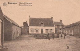 Kieseghem. Hoeve Zilverberg-Ferme Zilverberg (scan) - België
