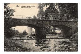 03 ALLIER - COSNE D'ALLIER Le Pont Du Bois - France