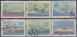 URSS / RUSIA 1959 Nº 2163A/2165A USADO - 1923-1991 URSS